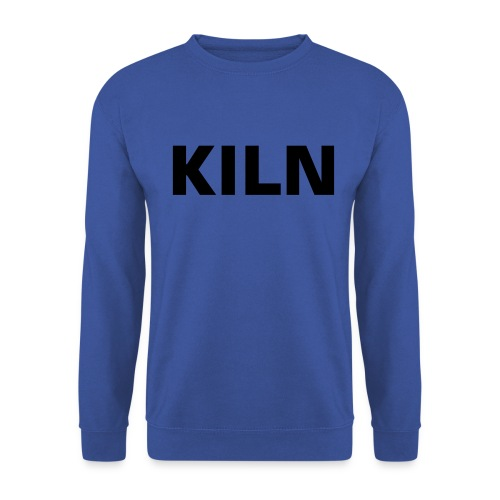 KILN White Sweat - Men's Sweatshirt