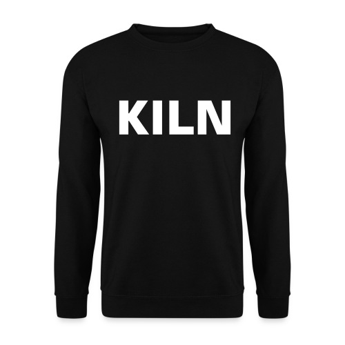 KILN Black Sweat - Men's Sweatshirt