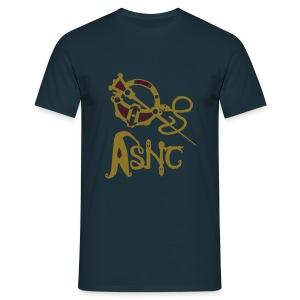 ASNC Society Brooch Logo - Men's - Men's T-Shirt