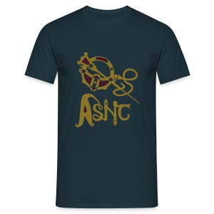 ASNC Society Brooch Logo - Men's - Men's T-Shirt