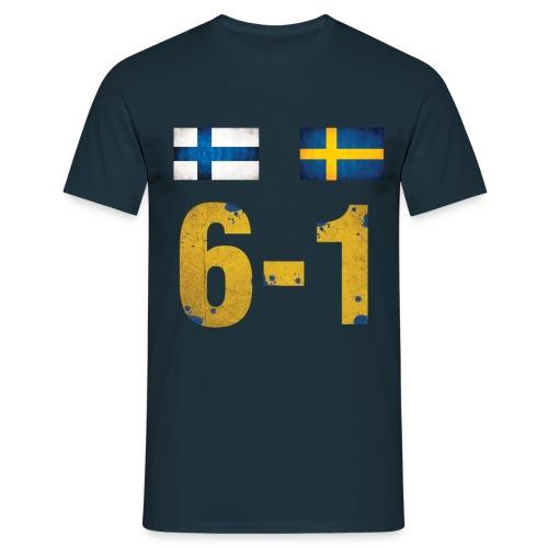 Kuusyks miesten t-paita - Miesten t-paita
