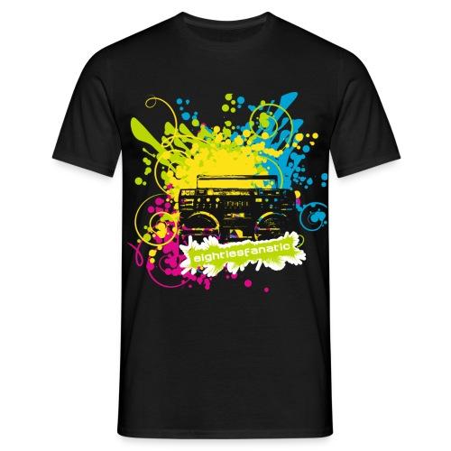 Männer T-Shirt - Herren T-Shirt mit bedruckter Vorderseite
