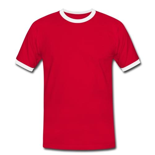 Camiseta Fans - Camiseta contraste hombre