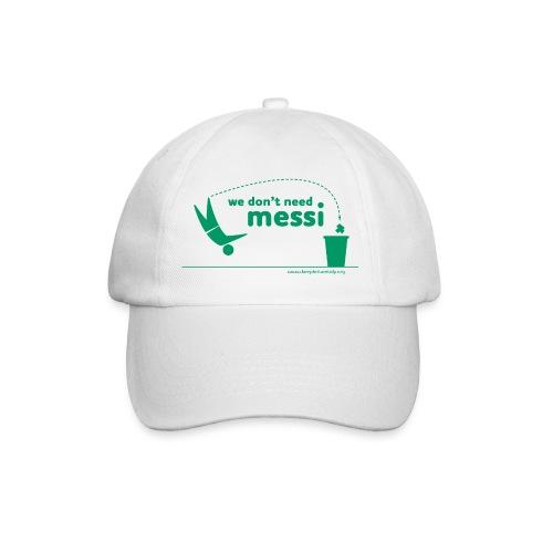 Baseball Cap - We Dont Need ..... - Baseball Cap