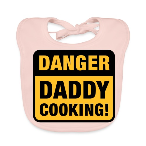 Daddy Cooking Bib - Baby Organic Bib