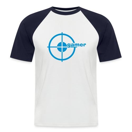 GS-Gamer - Männer Baseball-T-Shirt