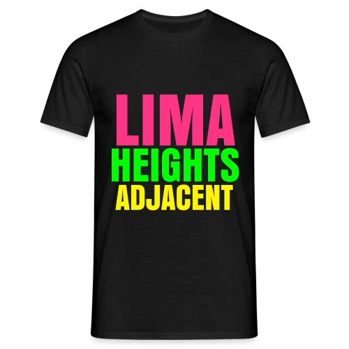 lima heights adj (M) - Men's T-Shirt