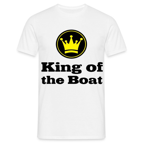 BOAT SHIRT - Men's T-Shirt
