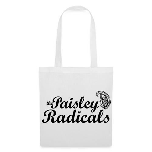 Paisley Radicals - Tote Bag