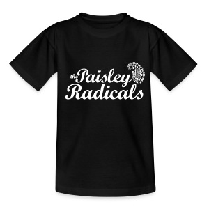 Paisley Radicals - Teenage T-shirt