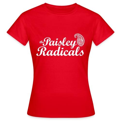 Paisley Radicals - Women's T-Shirt