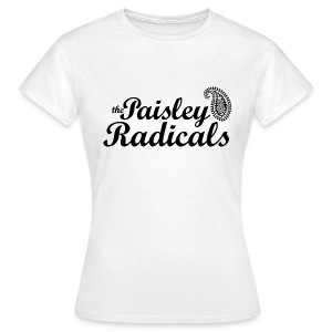 Paisley Radicals - Women's T-Shirt