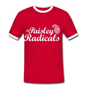 Paisley Radicals - Men's Ringer Shirt