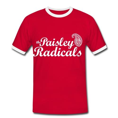Paisley Radicals - Men's Ringer Shirt