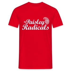 Paisley Radicals - Men's T-Shirt