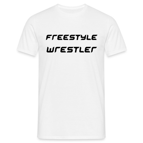 T-Shirt FREESTYLE-WRESTLER - Männer T-Shirt