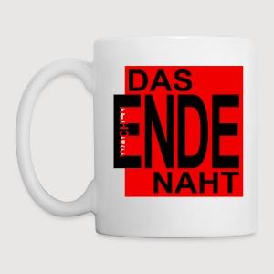 DAS wochenENDE NAHT | Kaffeebecher - Tasse