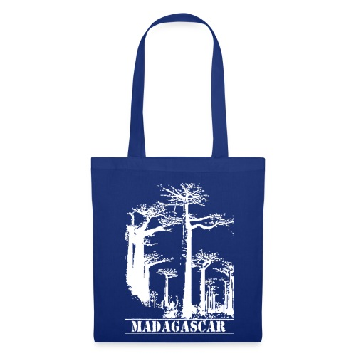 Sac en tissu Baobab Madagascar - Tote Bag