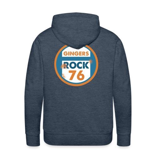 Gingers Rock - Men's Premium Hoodie