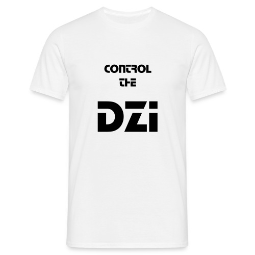 control the DZi (dizzy) - Men's T-Shirt