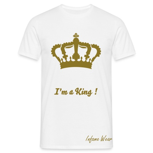 The King - T-shirt Homme