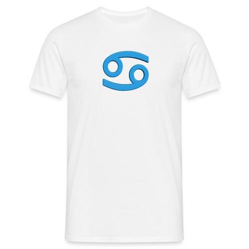 T-shirt uomo Cancro - Maglietta da uomo