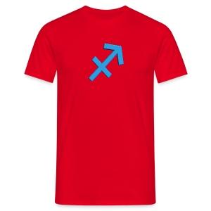 T-shirt uomo Sagittario - Maglietta da uomo