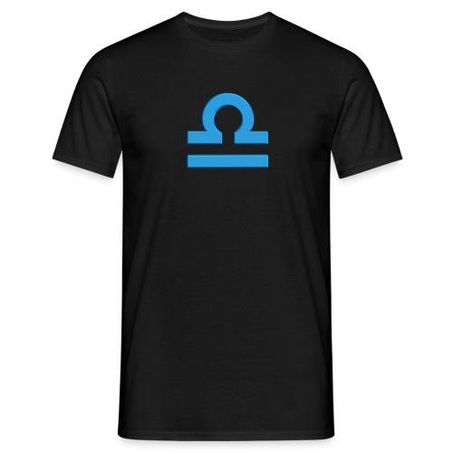 T-shirt uomo Bilancia - Maglietta da uomo