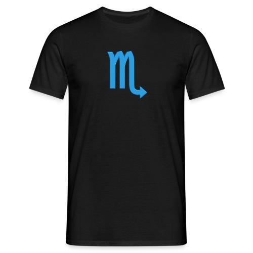 T-shirt uomo Scorpione - Maglietta da uomo
