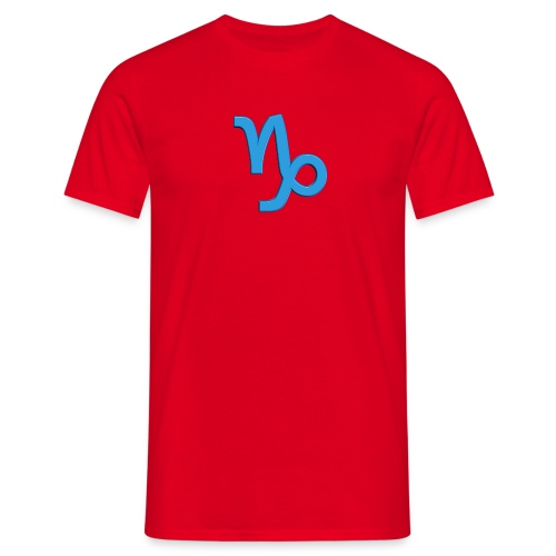 T-shirt uomo Capricorno - Maglietta da uomo
