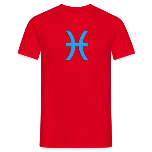T-shirt uomo Pesci - Maglietta da uomo