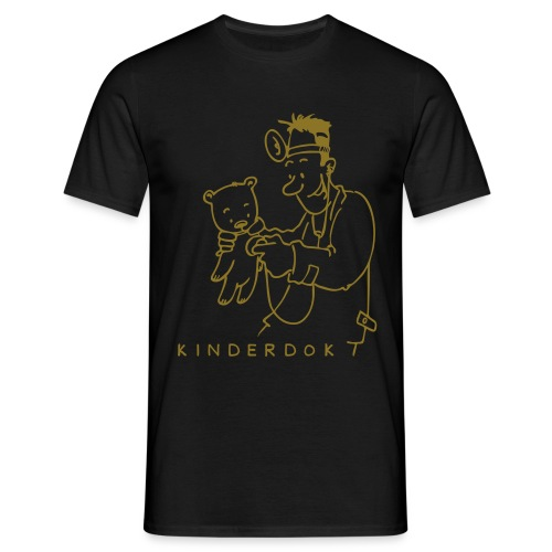 kinderdok gold edition - Männer T-Shirt