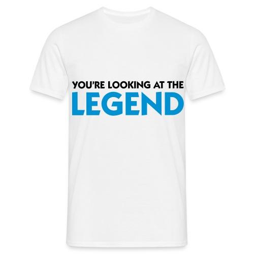 Giogojas Legend - Herre-T-shirt
