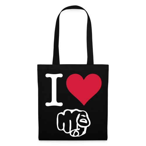 I LOVE YOU! - Tote Bag
