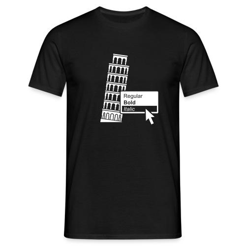 ITALIC - Männer T-Shirt