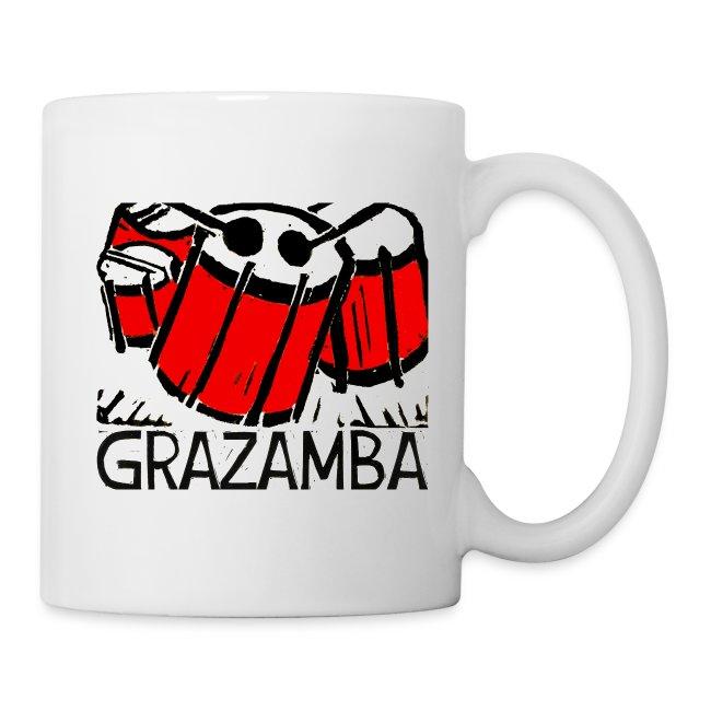 GRAZAMBA-Tasse