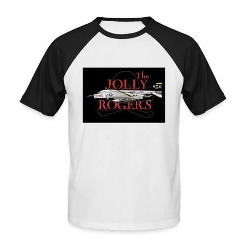 The JOLLY ROGERS - Men's Baseball T-Shirt