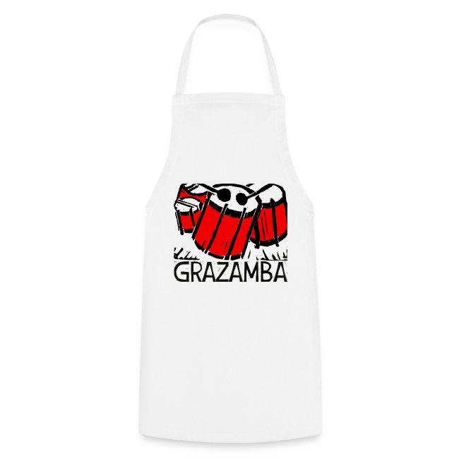 GRAZAMBA-Kochschürze