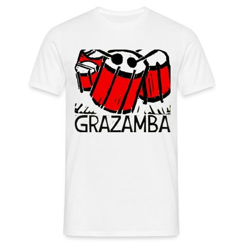 GRAZAMBA-Shirt Männer - Männer T-Shirt