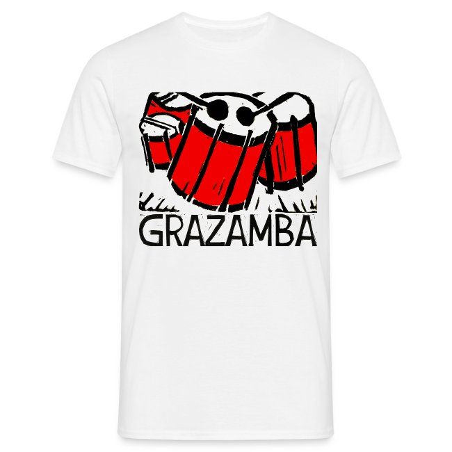 GRAZAMBA-Shirt Männer