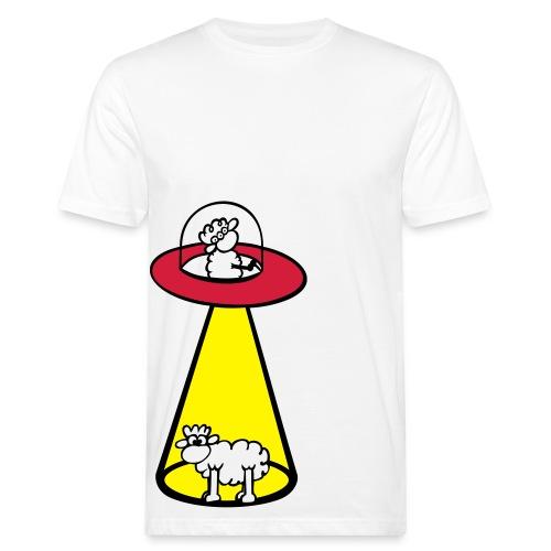 kidnappat får! :O - Ekologisk T-shirt herr