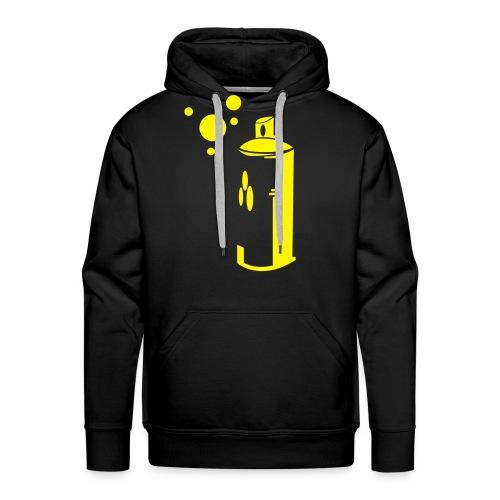 graffer - Sweat-shirt à capuche Premium pour hommes