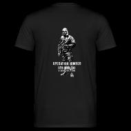 T-Shirts ~ Men's T-Shirt ~ SAS Nimrod Tribute