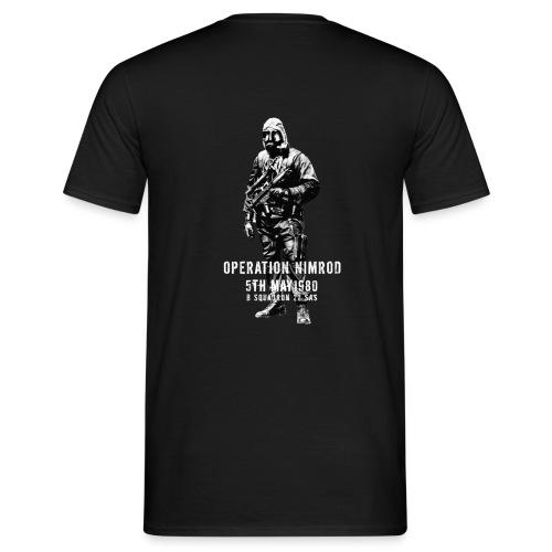 SAS Nimrod Tribute - Men's T-Shirt