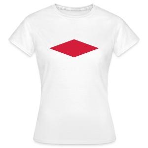 Losange Libé - T-shirt Femme