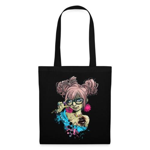 SHIBUYA UNDEAD colorful bag - Stoffbeutel