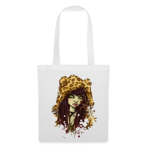 SHIBUYA UNDEAD punkish bag - Stoffbeutel