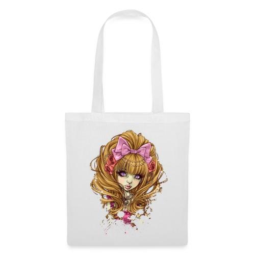 SHIBUYA UNDEAD princess bag - Stoffbeutel