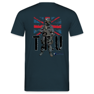 T-Shirts ~ Men's T-Shirt ~ TFU T-Shirt - Navy