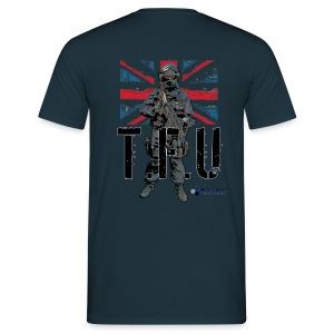 TFU T-Shirt - Navy - Men's T-Shirt